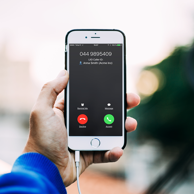 How to Activate Caller ID and Log Calls from iOS to Salesforce